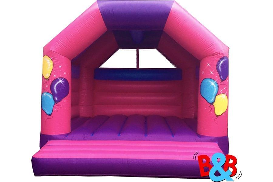 Pinkerella Bouncy Castle Hire