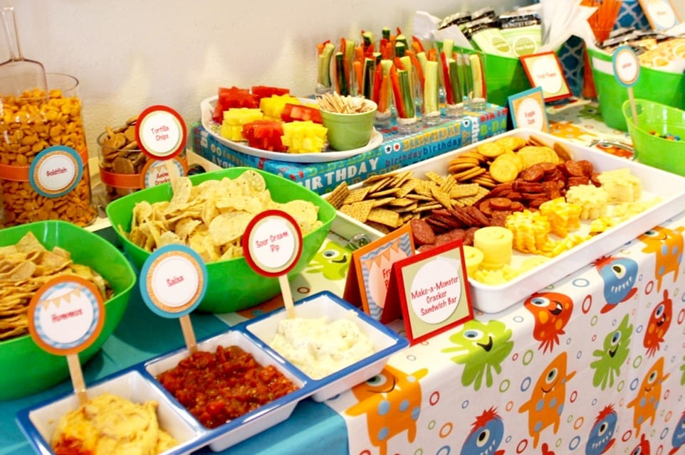 Kids Party Food Kids Party Catering Kids Catering