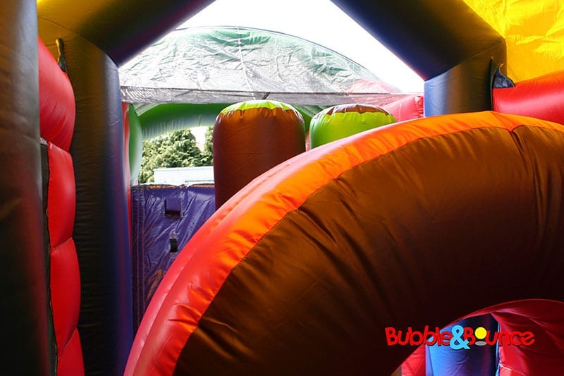 Assault Course Inflatable Hire