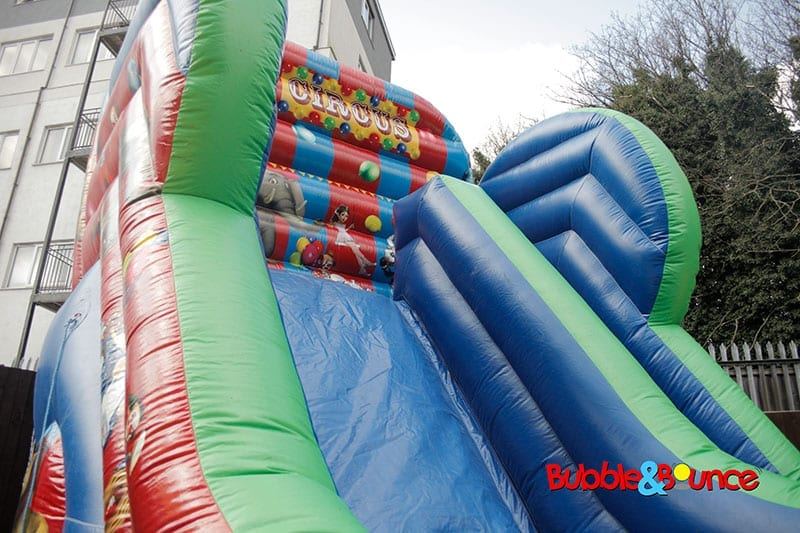 Super Inflatable Slide Hire