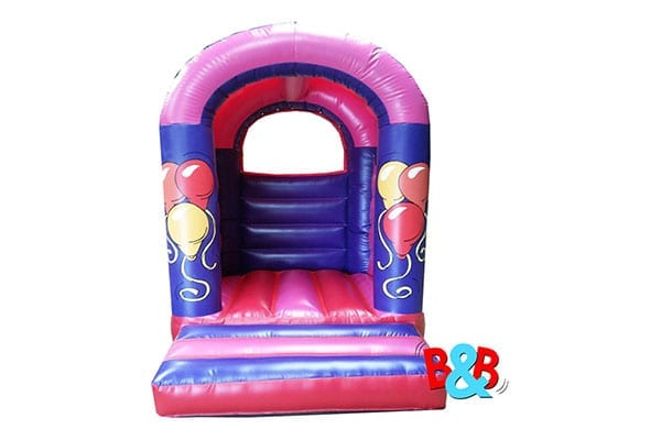 Purple Rain Bouncy Castle Hire