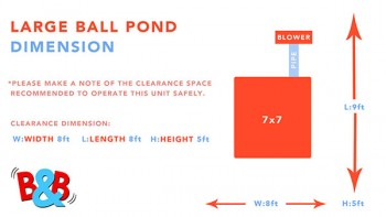 Large-Ball-Pond-Dimension